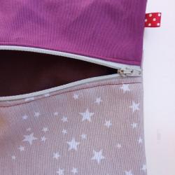 Estrellas/morado
